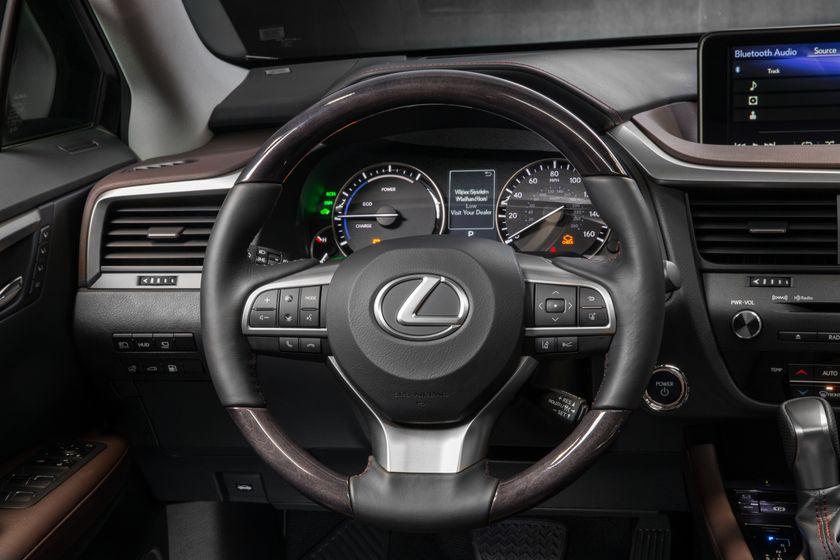 2016 Lexus RX Hybrid 57