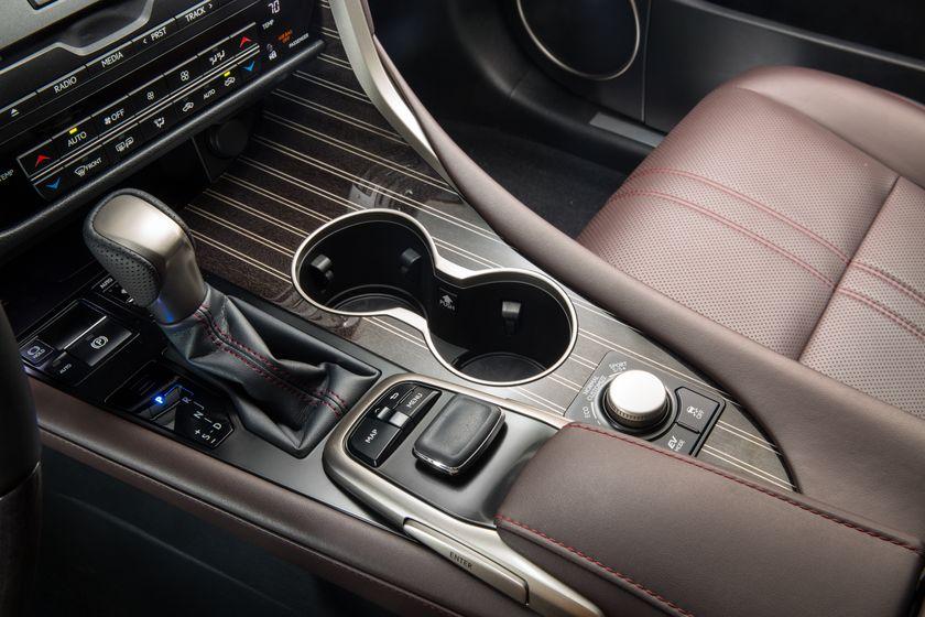 2016 Lexus RX Hybrid 58