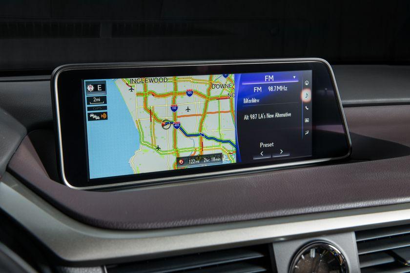 2016 Lexus RX Hybrid 61