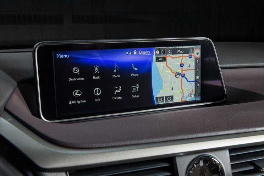 2016 Lexus RX Hybrid 62