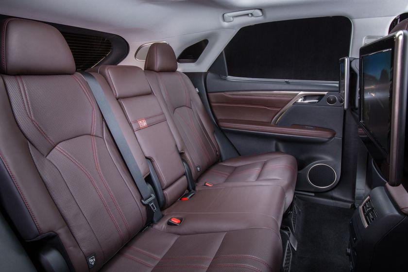 2016 Lexus RX Hybrid 67