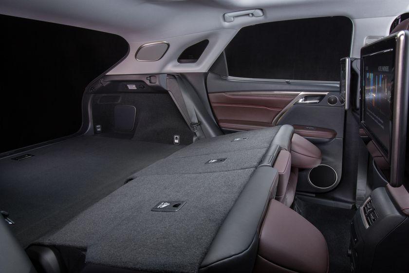 2016 Lexus RX Hybrid 70