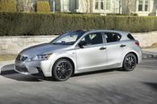 2016-2017 Lexus CT 200h Special Edition