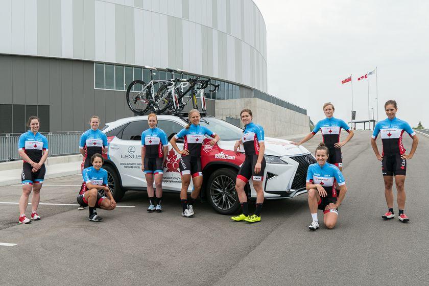 Lexus Canada_Cycling Canada Partnership_1