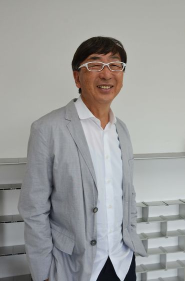 2017 Lexus Design Award - Judge Toyo Ito