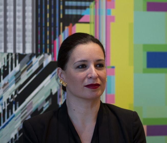 2017 Lexus Design Award - Mentor Elena Manferdini