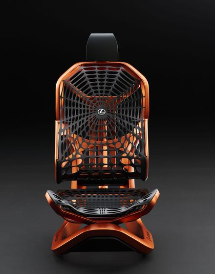 Lexus Kinetic Seat Concept 2