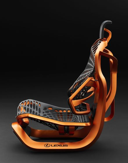 Lexus Kinetic Seat Concept 4