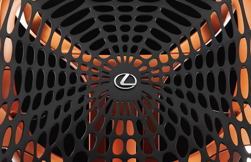 Lexus Kinetic Seat Concept 6