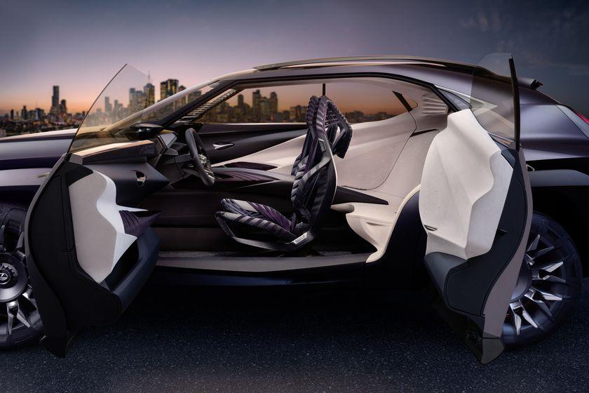 Lexus UX Concept 2016 - Paris Motor Show - 012