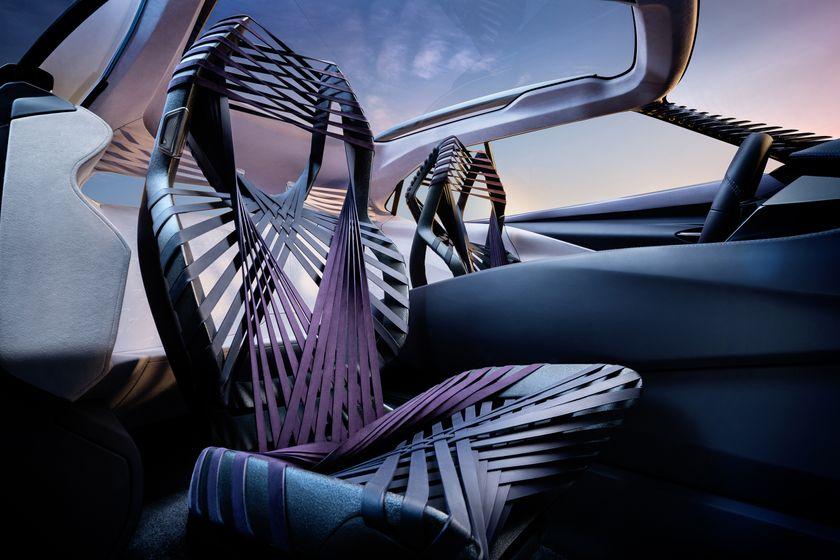 Lexus UX Concept 2016 - Paris Motor Show - 013