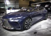 Lexus LF-FC Reveal