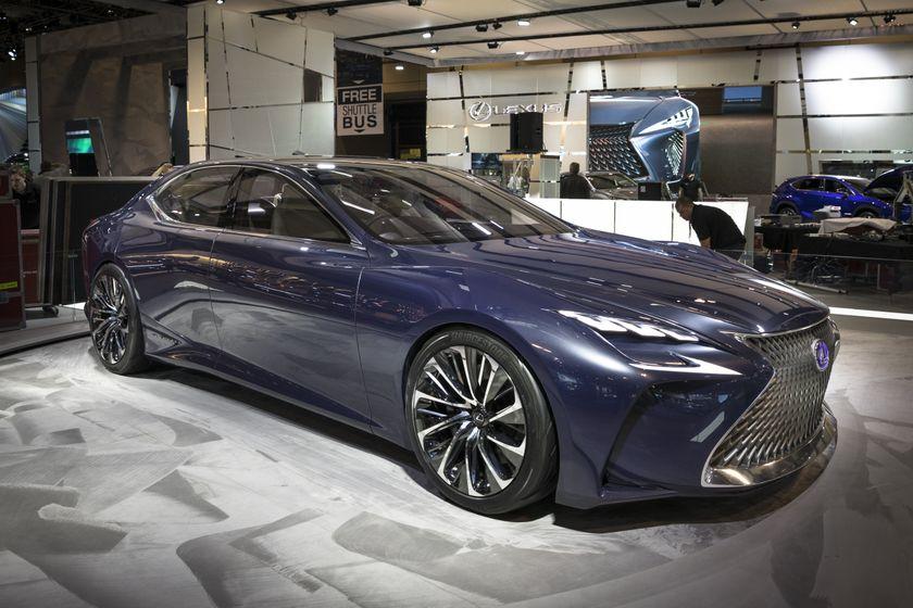 Lexus LF-FC Reveal-2