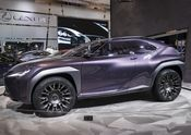 Lexus UX Concept Reveal