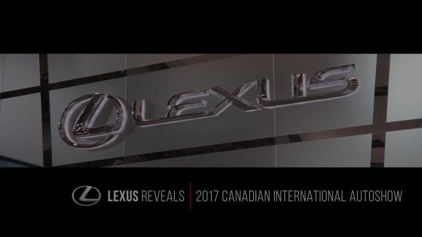 Lexus Reveal | 2017 Canadian International Autoshow