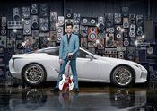Lexus x Mark Ronson Announcement 3