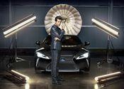 Lexus x Mark Ronson Announcement 5