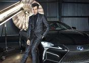 Lexus x Mark Ronson Announcement 6