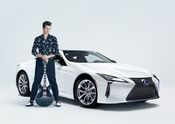 Lexus x Mark Ronson Announcement 7