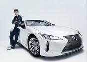 Lexus x Mark Ronson Announcement 8
