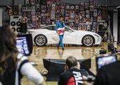 Lexus x Mark Ronson Announcement BTS 2