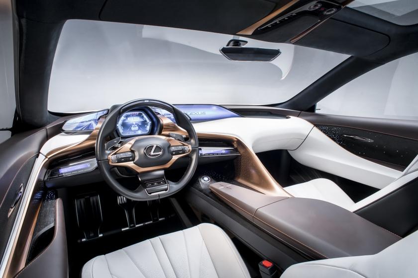 Lexus LF-1 Limitless 59