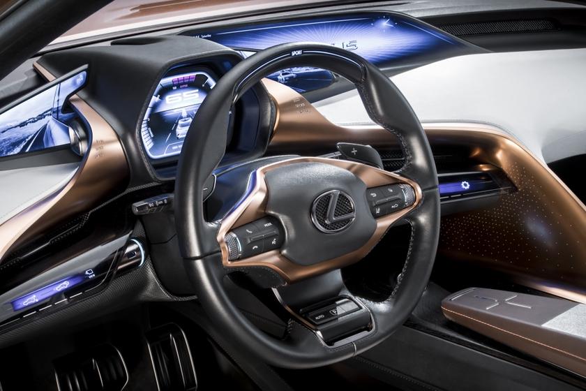 Lexus LF-1 Limitless 38