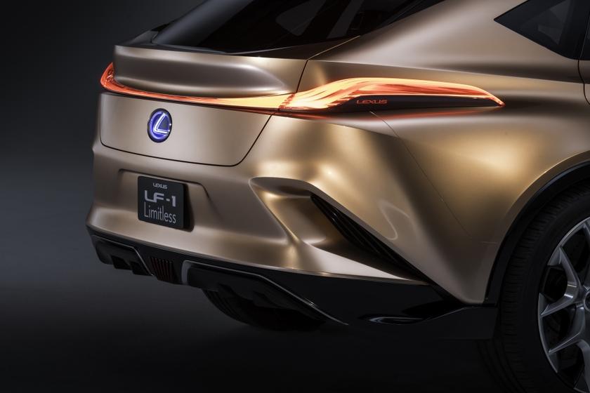 Lexus LF-1 Limitless 54