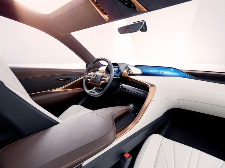 Lexus LF-1 Limitless 10