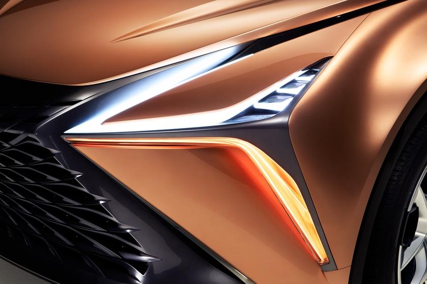 Lexus LF-1 Limitless 12