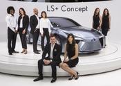 Lexus LS+ Torosian Looks