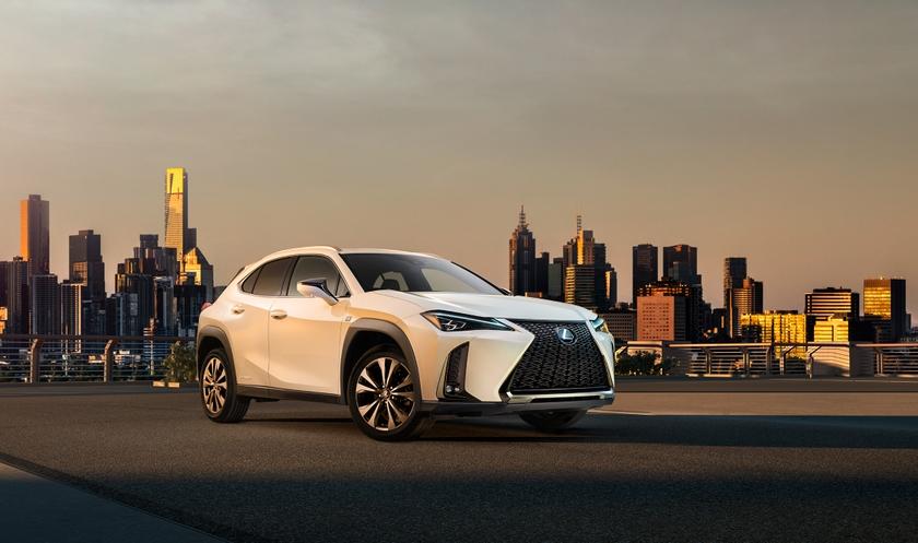 Lexus UX Geneva Auto Show