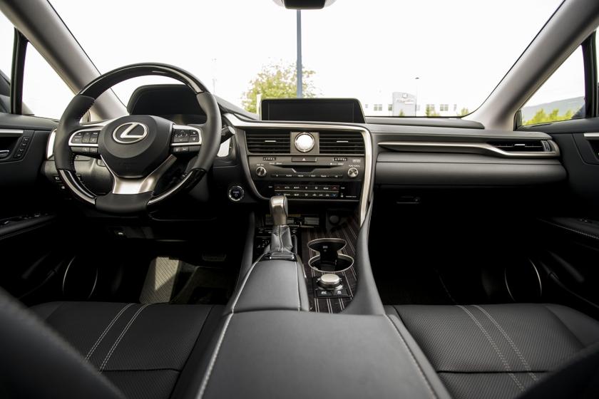 2019 Lexus RX L 35