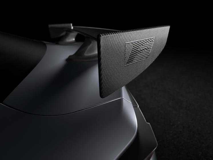 2019 NAIAS Lexus Teaser