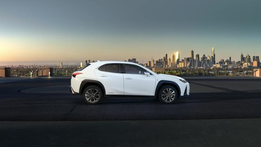 Lexus UX Reveal