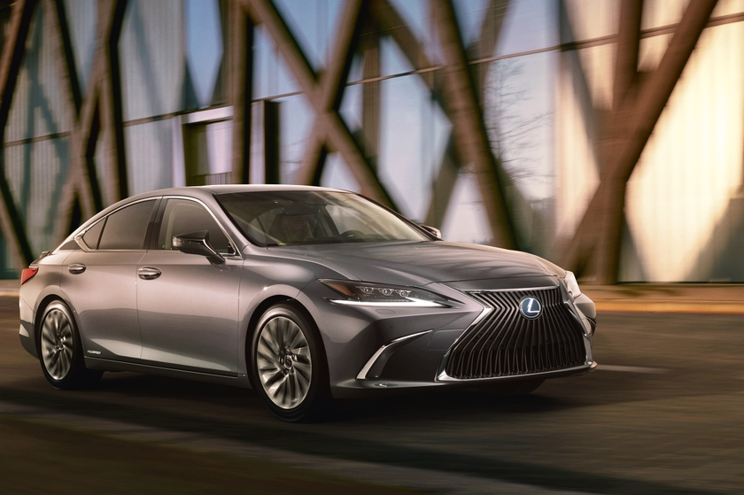 The All-New Lexus ES