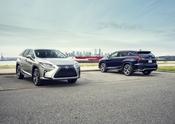 2018 Lexus RX 350L/450hL