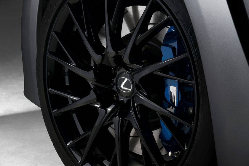 Lexus RC F 10th anniversary 5
