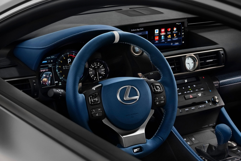 Lexus RC F 10th anniversary 7