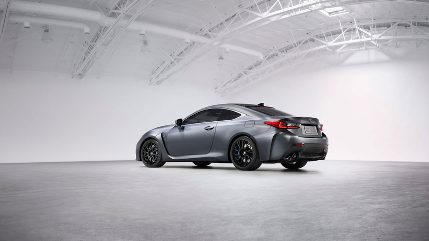 Lexus RC F 10th anniversary 8