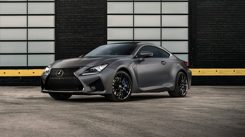 Lexus RC F 10th anniversary
