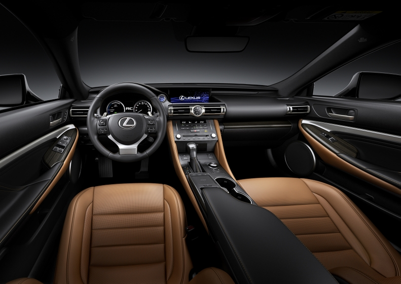 2019 Lexus RC 002
