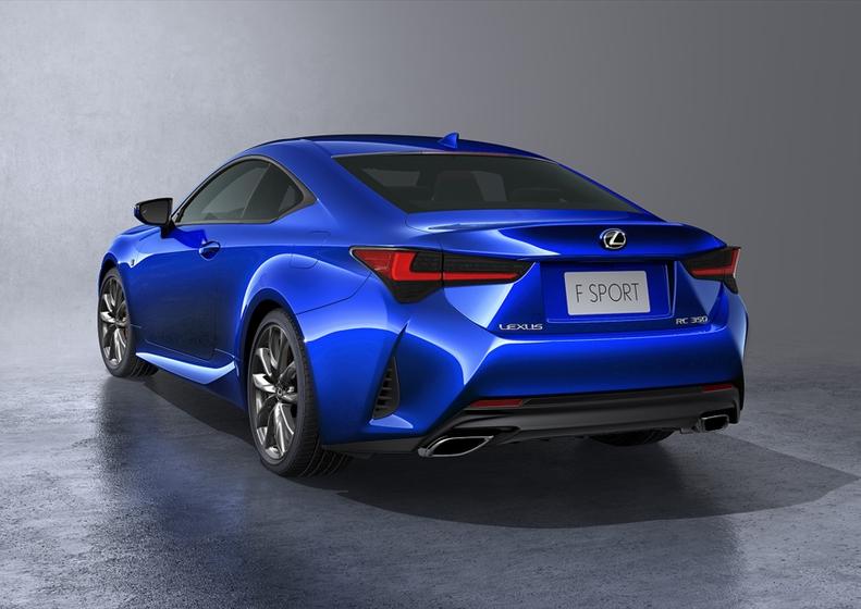 2019 Lexus RC 005