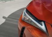 Lexus UX_HV AWD Cadmium Orange1