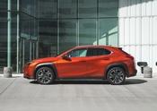 Lexus UX_HV AWD Cadmium Orange4