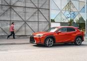 Lexus UX_HV AWD Cadmium Orange7