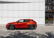 Lexus UX_HV AWD Cadmium Orange10