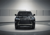 2019 Lexus LX 570 Inspiration Series