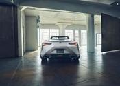 Lexus LC Convertible Concept Direct Rear