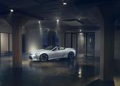 Lexus LC Convertible Concept Front